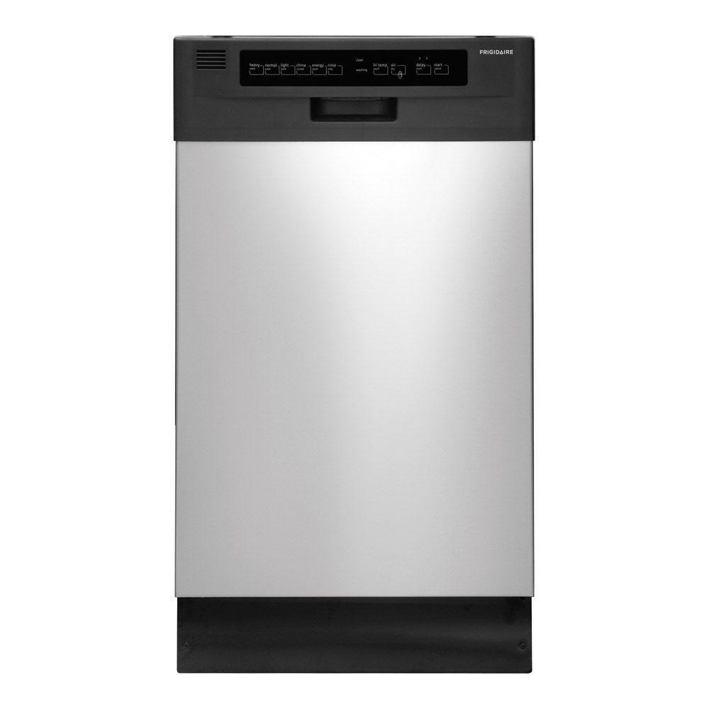 Frigidaire 18 Inch Built-In Dishwasher