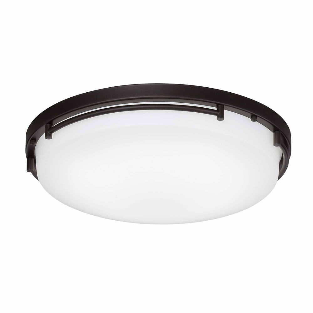 Hampton Bay 18-inch LED Flushmount, Low Profile Light