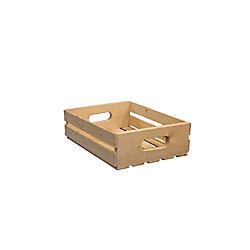 THD Pine Tray 16 Inch X 12.5 Inch X 4.75