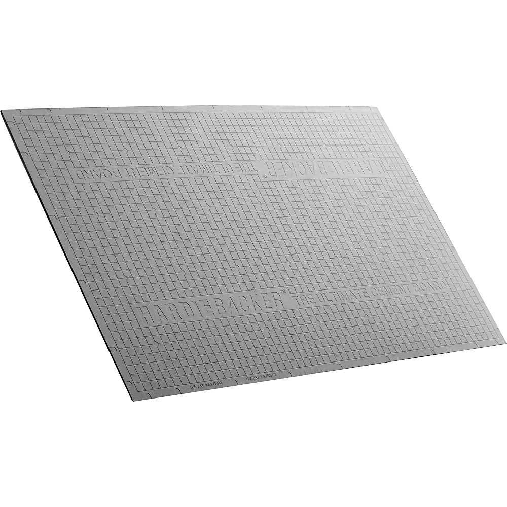 Hardiebacker Ez Grid Cmt Brd 3 X 5 X 1 4 The Home Depot