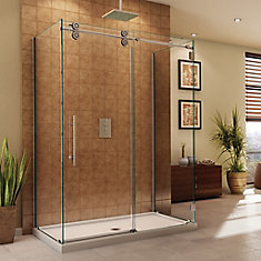 Panel870 Clear Glass Fixed Panel