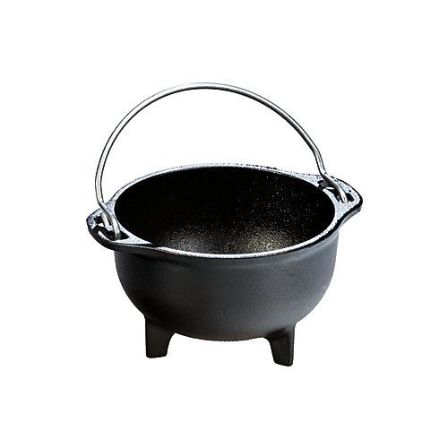 Bouilloire en fonte traitée thermiquement 16 oz