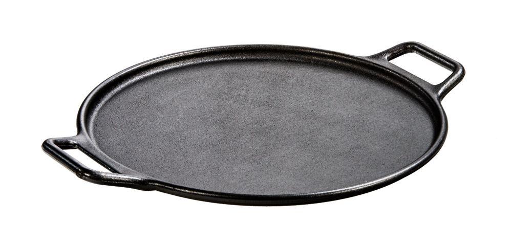 Pro-Logic 14-inch Cast Iron Pizza Pan