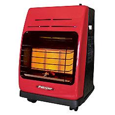 Dyna Glo Pro Dyna Glo 15k Lp Tank Top Heater Csa The