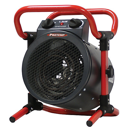 1,500 Watt / 5,100 BTU  Industrial Electric Heater