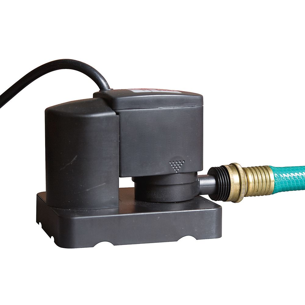Dredger Jr. 350 GPH Above Ground Pool Winter Cover Pump - Auto On/Off
