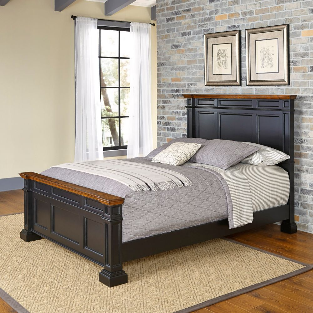 Americana Queen Bed