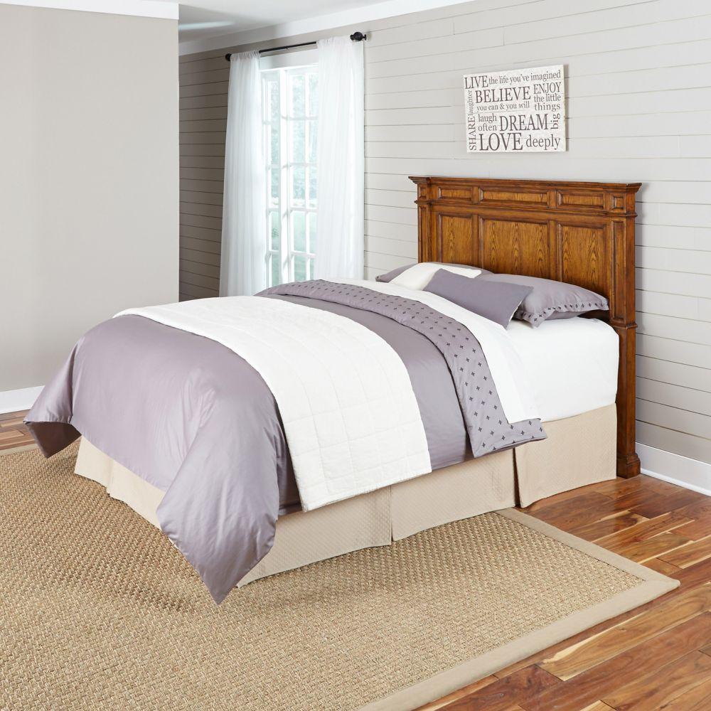 Home Styles Americana Cottage Oak Queen/Full Headboard