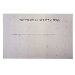 HardieBacker 500 Cement Board 32 inch X 60 inch X0.42 inch