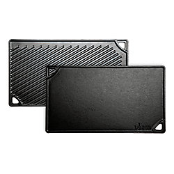 Lodge Logic Cast Iron Reversible Grill/Griddle 16.75 X 9.5-inch