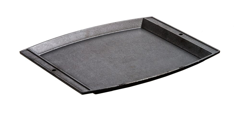 Lodge Lodge Cast Iron Rectangular Griddle 15.13 X 12.25 Inch