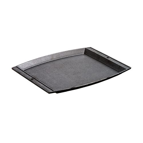 Lodge Cast Iron Rectangular Griddle 15.13 X 12.25-inch