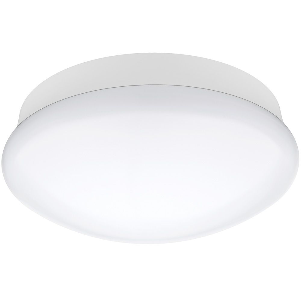 Commercial Electric 11-inch Integrated LED Flushmount Ceiling Light Fixture in Bright White - ENERGY STAR®