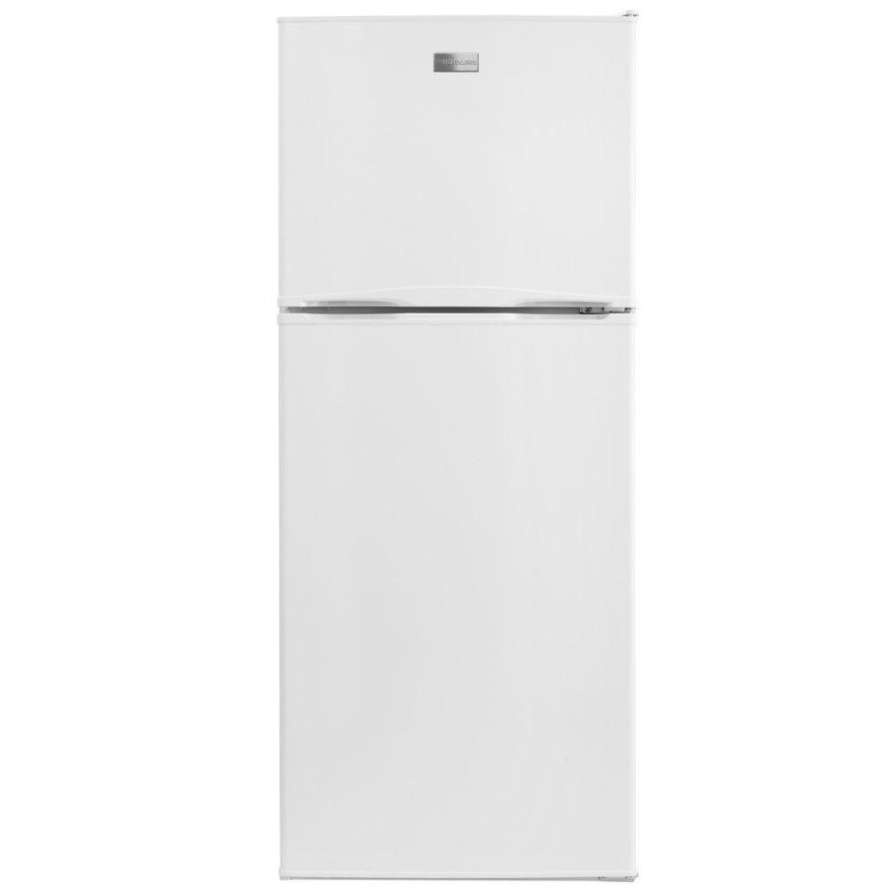 12 cu. ft. Top Freezer Refrigerator in White