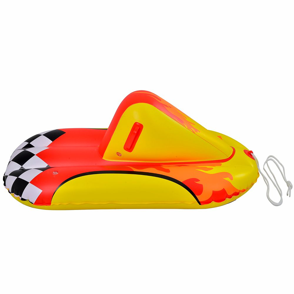Thunderbolt 44-in Inflatable Snow Rider