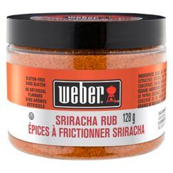 Weber 128g Sriracha Rub