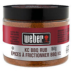 Weber 164g Kc Bbq Rub The Home Depot Canada