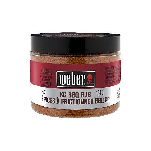 Weber 164g KC BBQ Rub