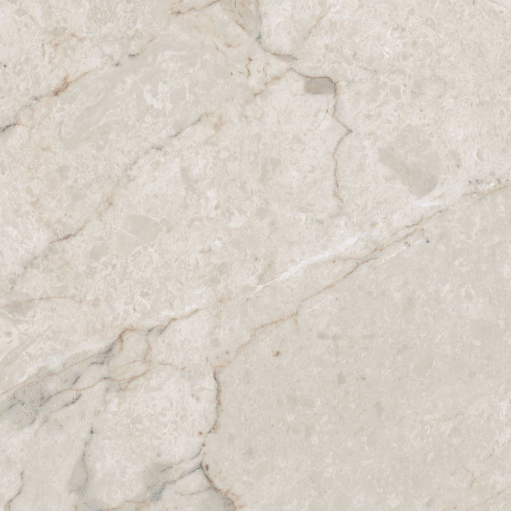 12 Inch x 23.82 Inch Carrara White Vinyl Tile Flooring (19.8 sq. ft./case)