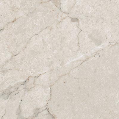 Carrara White Luxury Vinyl Tile Flooring 19 8 Sq Ft Case