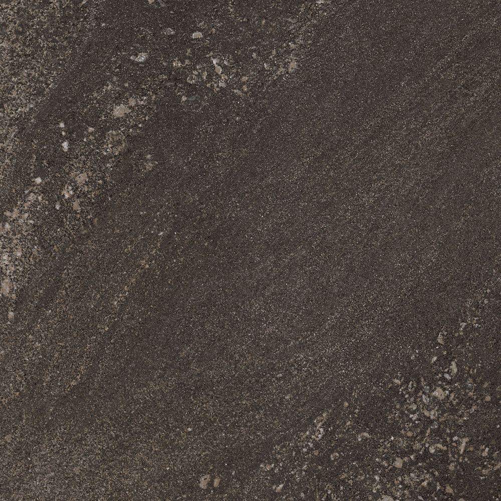 12-inch x 23.82-inch Vinyl Tile Flooring in Sandstone Steel (19.8 sq. ft./case)
