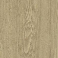 Plancher de vinyle de luxe de 7,5 po x 47,6 po en chêne Sherwood verrouillable (19,8 pi2 / caisse)