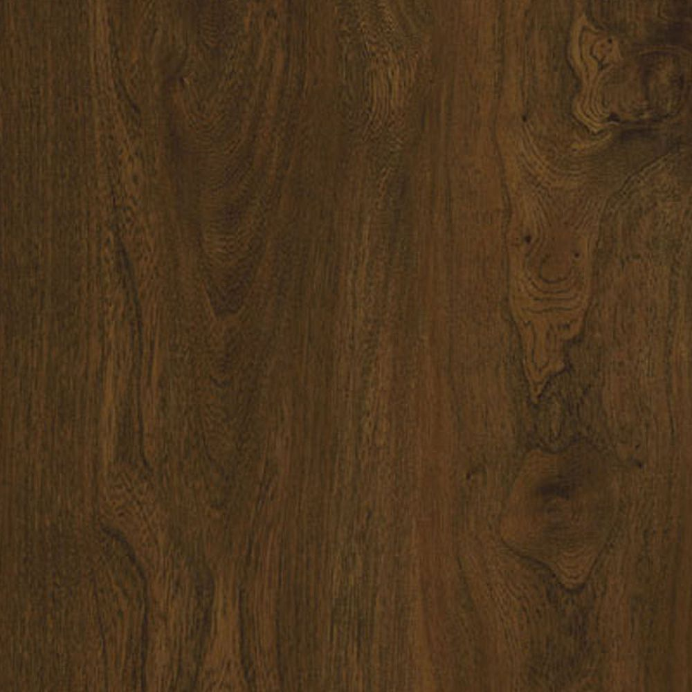 7.5 Inch x 7.6 Inch Country Walnut Resilient Vinyl Plank Flooring (19.8 sq. ft./case)