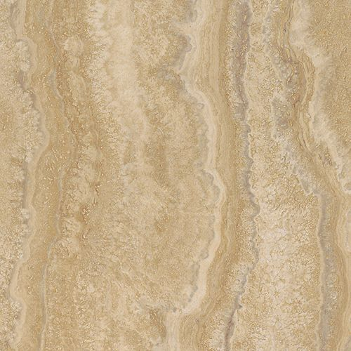 Allure Locking Aegean Travertine Ivory 12-inch x 23.82-inch Luxury Vinyl Tile Flooring (19.8 sq. ft./Case)