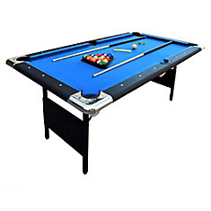 Table de billard Fairmont de portative 1,8 m