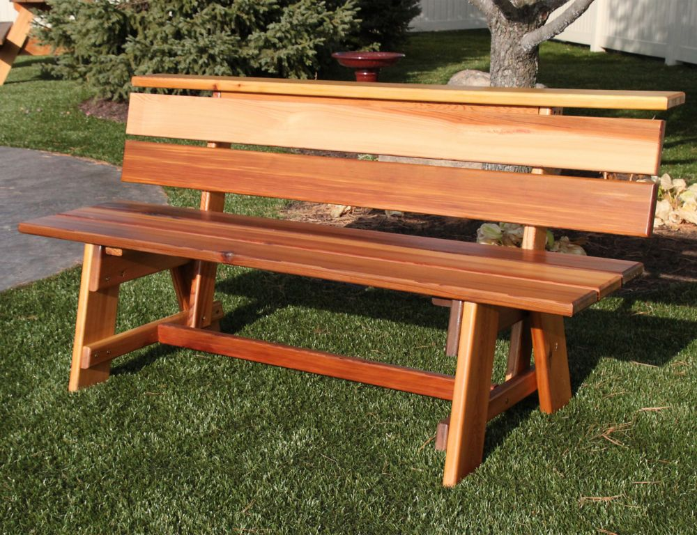 6 ft. Signature Bench