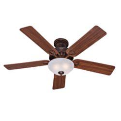 Hunter Astoria 52-inch Indoor Ceiling Fan in Cocoa