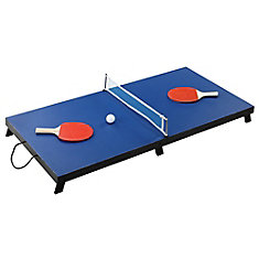 Drop Shot - Ensemble de tennis de table portative 102 cm (42 po)