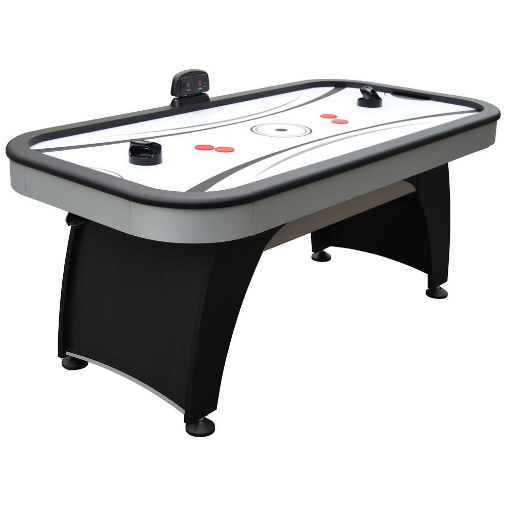 Silverstreak -  Table de hockey sur coussin 1,8 m
