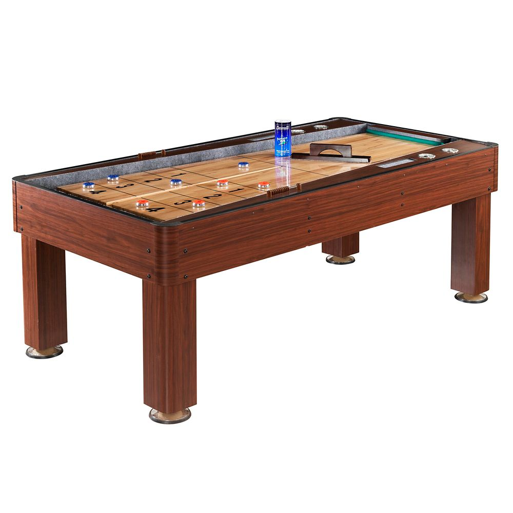 Table de shuffleboard Ricochet (2,13 m)