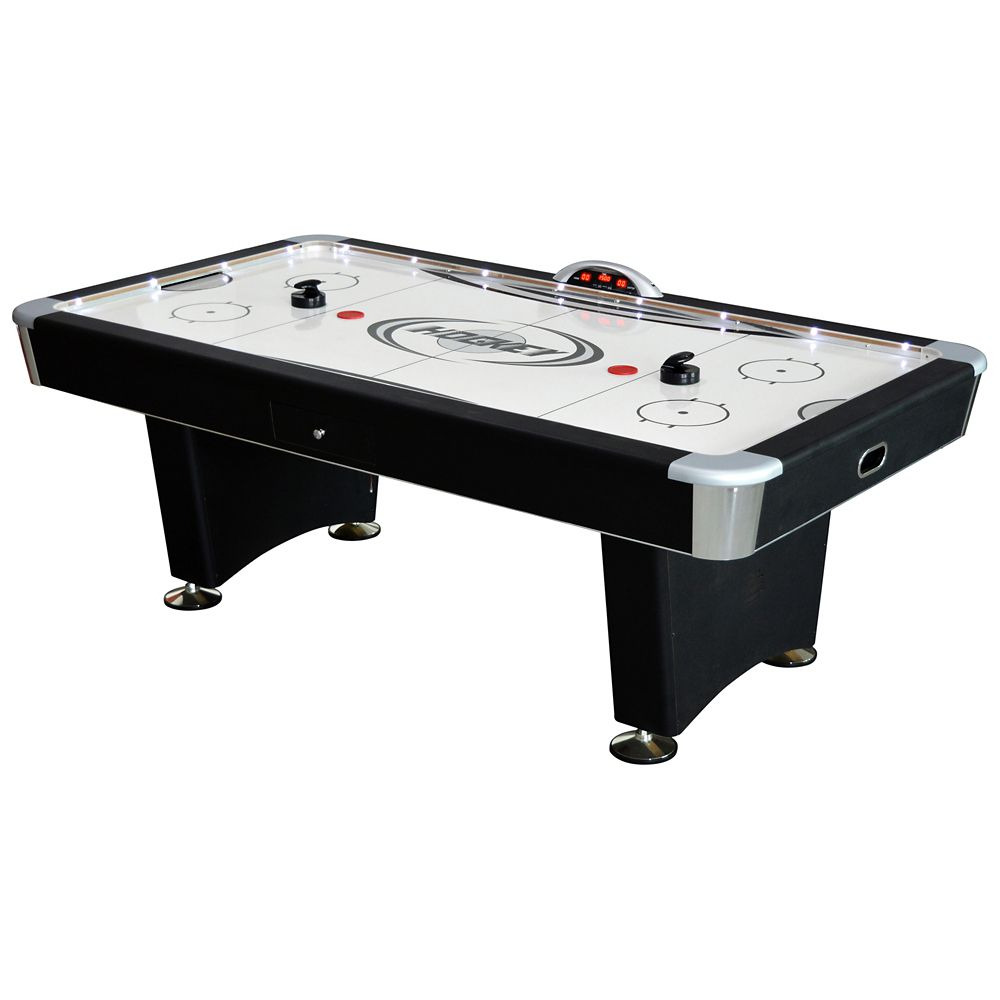 Stratosphere 7 1/2 ft. Air Hockey Table with Docking Station