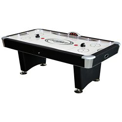 Hathaway Stratosphere 7 1/2 ft. Air Hockey Table with Docking Station