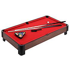 Striker - Dessus de la table de billard de 101,6 cm (40 po)