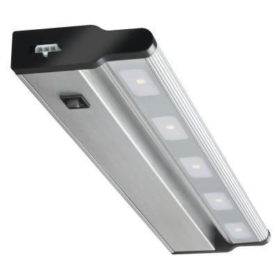 18 Inch Brushed Nickel LED 3000K Under Cabinet