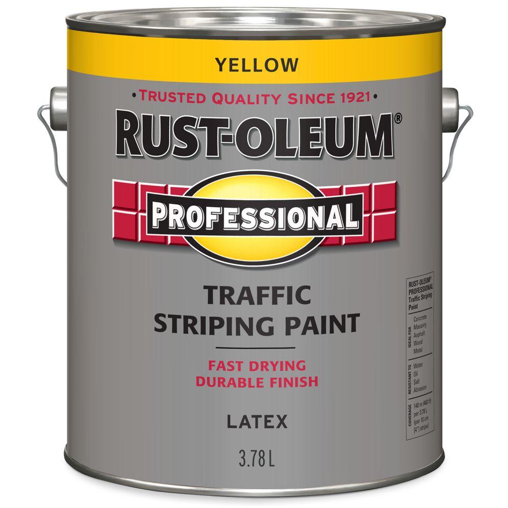 Pro Marking Paint Yellow 3.78L