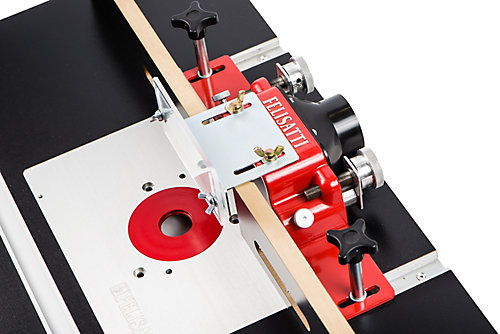 Felisatti premium router table fence with dual micro adjustment premium router table fence with dual micro adjustment greentooth Choice Image