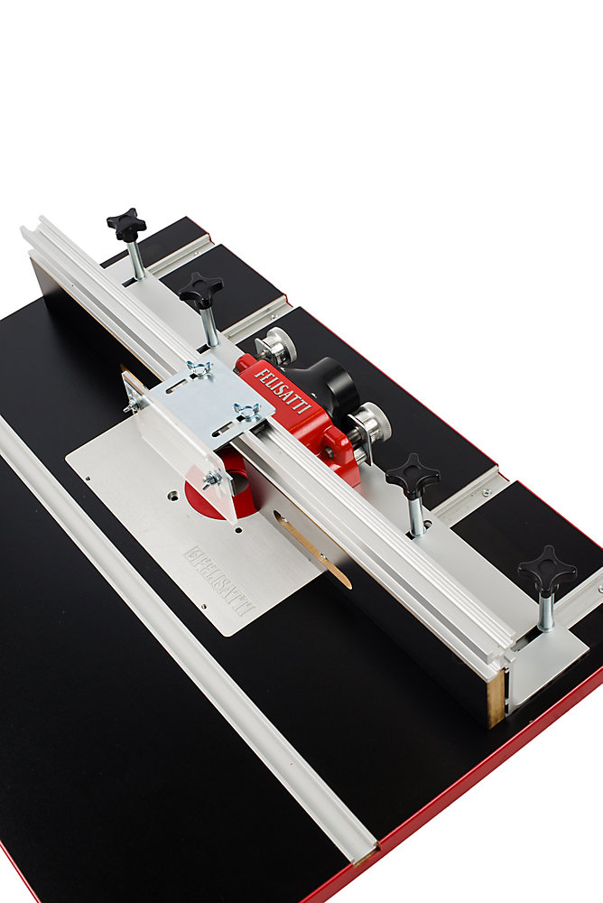 Felisatti Premium Deluxe Router Table Fence System With
