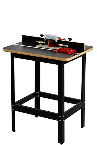 Felisatti premium router table package the home depot canada keyboard keysfo Images