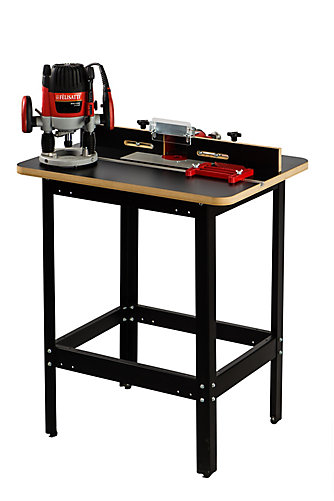 Felisatti premium router table with router removable plunge base premium router table with router removable plunge base fence featherboard greentooth Choice Image