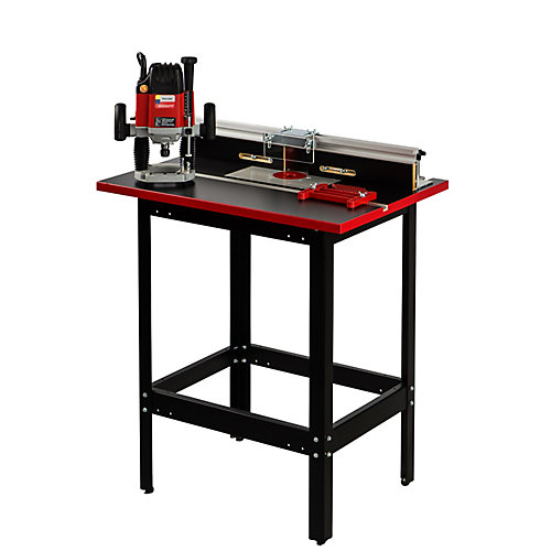 Deluxe Table Package With RFf62/2200 Router