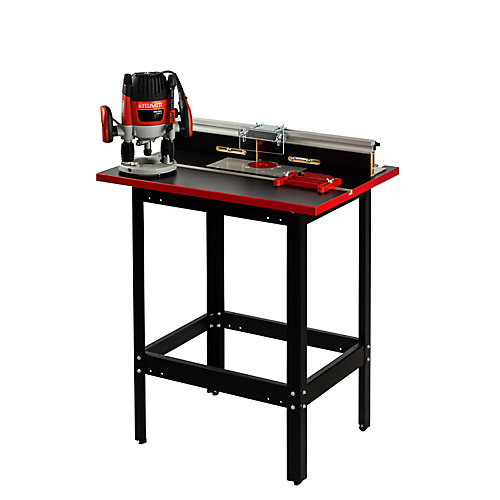 Deluxe Router Table Package with RF67/2200 Router