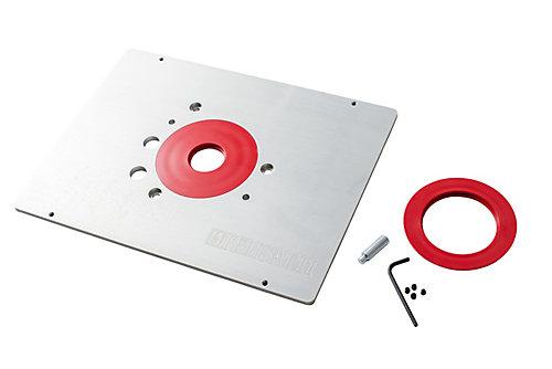 Felisatti 9 inch x 12 inch aluminum router insert plate for rf67 9 inch x 12 inch aluminum router insert plate for rf672200 greentooth Gallery