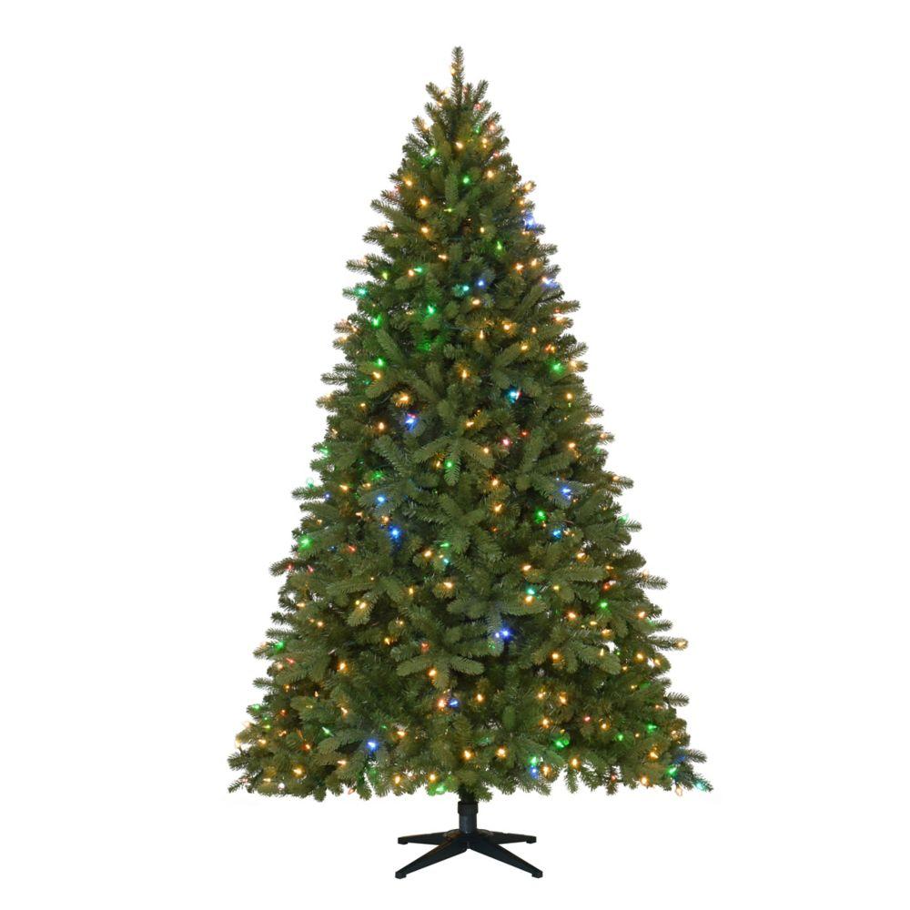 7.5 Feet Downswept Denison Pe/Pvc Tree