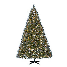 7.5 ft. Sparkling Quick Set Cashmere Tree