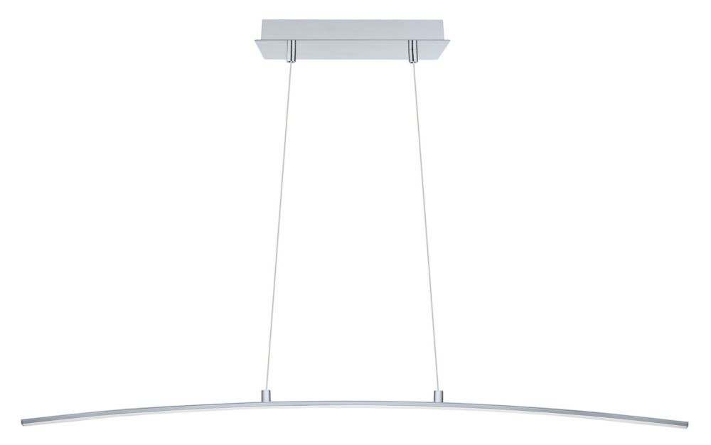 Lasana luminaire suspendu del 1l fini chrome canada for Home depot luminaire suspendu interieur