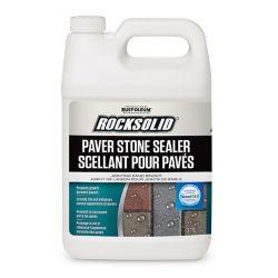 Rust-Oleum Rocksolid Paver Stone Sealer 3.78L
